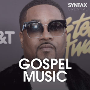 Canton Jones, gospel, playlist, Spotify, Apple Music, Syntax Creative - image