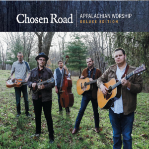 Chosen Road, bluegrass, Song Garden Records, Appalachian Worship, Syntax Creative - image