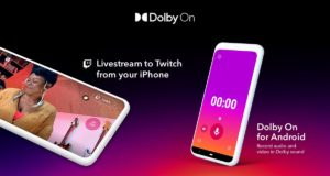 Dolby, Dolby On, Facebook