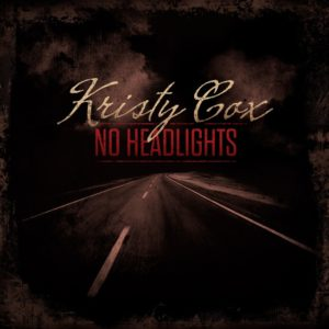 Kristy Cox, No Headlights, Mountain Fever Records, bluegrass, Syntax Creative - image