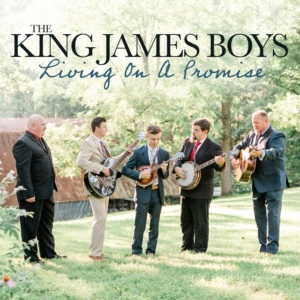 The King James Boys, Morning Glory Music, bluegrass, Christian music, Syntax Creative - image