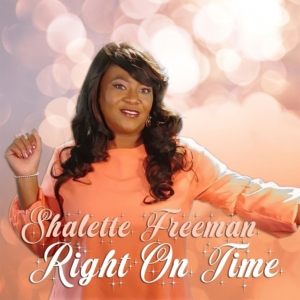 Shalette Freeman, gospel music, Christian music, Central South Distribution, Syntax Creative - image