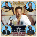 Steve Thomas, Steve Thomas & The Time Machine, bluegrass, Pinecastle Records, Syntax Creative - image