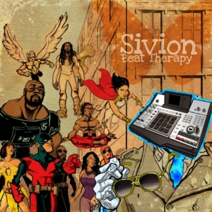 Sivion, Group Therapy, beats, instrumental music, hip hop, Christian music, Illect Recordings, Syntax Creative - image