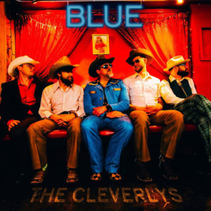 The Cleverlys, Blue, bluegrass, cover tunes, Mountain Home Music Company, Syntax Creative - image