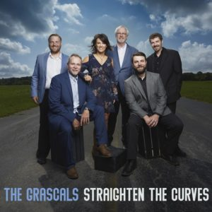 The Grascals, Straighten the Curves, bluegrass, Mountain Home Music Company, Crossroads Label Group, Syntax Creative - image