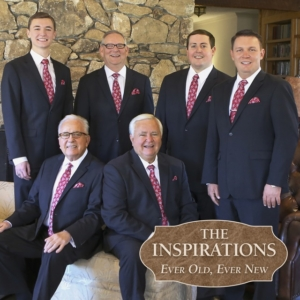 The Inspirations, southern gospel, Horizon Records, Syntax Creative = image