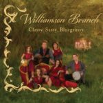 Williamson Branch, Classy Sassy Bluegrassy, Pinecastle Records, Syntax Creative - image