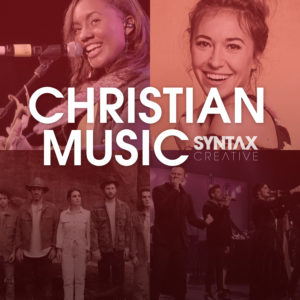 Jamie Grace, Lauren Daigle, We The Kingdom, Rolling Hills Worship, Christian, ByChristians, playlist, Syntax Creative - image
