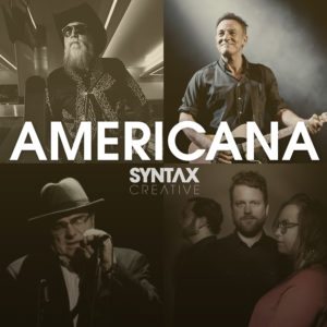 Eric Kinsey, Bruce Springsteen, Van Morrison, Jon Stickley Trio, Americana, playlist, Syntax Creative - image