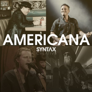 Jason Lee McKinney Band, Bruce Springsteen, Lumineers, Eric Kinsey, Americana Express, playlist, Syntax Creative - image