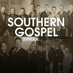 Old Paths, Legace Five, Bowling Family, Master's Voice, southern gospel, gospel music, Syntax Creative, playlist - image