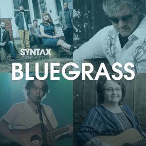 Bluegrass Sounds, playlist, bluegrass, Apple Music, Spotify, Syntax Creative