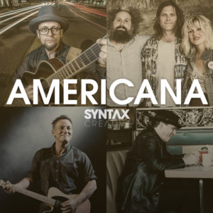 Jeremy Garrett, Bonny Light Horseman, Bruce Springsteen, Jason Lee McKinney, playlist, Americana, Syntax Creative - image