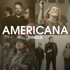 Jon Stickley Trio, Grace Potter, playlist, Americana, Spotify, Apple Music, Syntax Creative - image