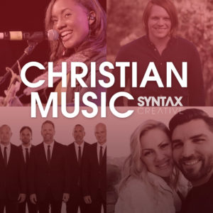 Jamie Grace, Leeland, MercyMe, Sam Hart, ByChristians, playlist, Spotify, Apple Music, Syntax Creative - image