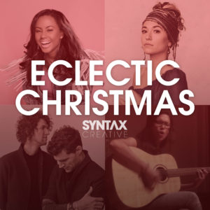 Jamie Grace, Lauren Daigle, for KING & COUNTRY, Vineyard Worship, playlist, ByChristians, Syntax Creative - image