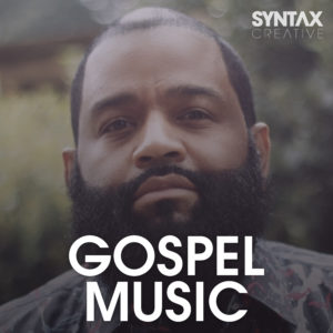 All Gospel Music, playlist, Apple Music, Spotify, Fred Jerkins, A Project of Healing, Syntax Creative - image