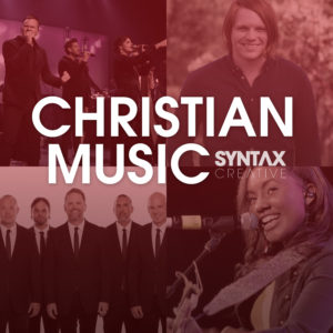 Rolling Hills Worship, Leeland, MercyMe, Jamie Grace, ByChristians, CCM, Christian music, playlist, Spotify, Apple Music, Syntax Creative - image