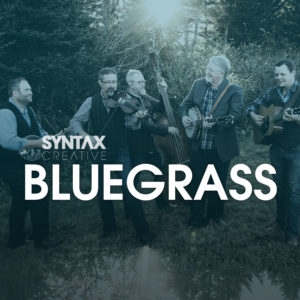 Bluegrass Sounds, playlist, Spotify, Apple Music, music streaming, bluegrass, Balsam Range, Syntax Creative - image