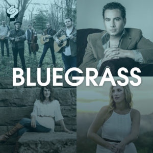 Bluegrass, playlist, Chosen Road, Billy Droze, Irene Kelley, Amanda Cook, Syntax Creative - image