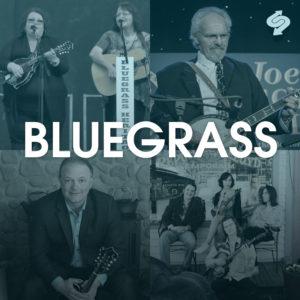 Dale Ann Bradley, Terry Baucom, The Wildmans, bluegrass, playlist, Syntax Creative - image