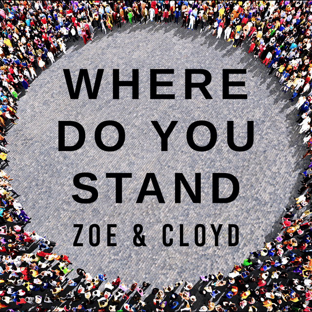 Zoe & Cloyd, Americana, Crossroads Label Group, Organic Records, Syntax Creative - image