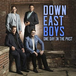 Down East Boys, One Day In The Past, southern gospel, Crossroads Label Group, Syntax Creative - image