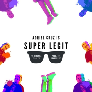 Adriel Cruz, Christian music, hip hop, rap, Syntax Creative - image