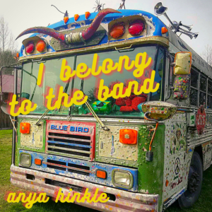 Anya Hinkle, Organic Records, bluegrass, acoustic music, folk, Syntax Creative - image