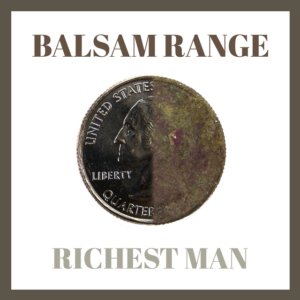 Balsam Range, bluegrass, Crossroads Label Group, Mountain Home Music Company, Syntax Creative - image