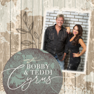 Bobby Cyrus, Teddi Cyrus, bluegrass, acoustic, Pinecastle Records, Syntax Creative - image