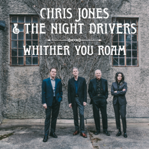 Chris Jones, The Night Drivers, bluegrass, acoustic, Mountain Home Music Company, Syntax Creative - image