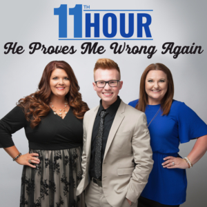 11th Hour, Southern Gospel, Christian Music, Sonlite Records, Syntax Creative - image