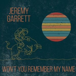 Jeremy Garrett, Organic Records, Americana, singer-songwriter, folk, Syntax Creative - image