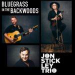 Jon Stickley Trio, bluegrass, Organic Records, Syntax Creative - image