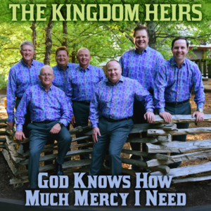 The Kingdom Heirs, southern gospel, Sonlite Records, Christian music, Syntax Creative - image