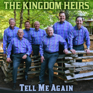 The Kingdom Heirs, southern gospel, Christian music, Syntax Creative - image
