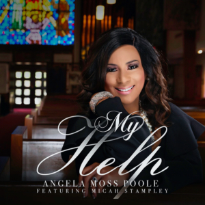 Angela Moss Poole, Micah Stampley, gospel, DarkChild Gospel, Syntax Creative - image