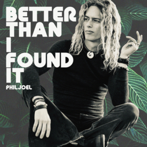 Phil Joel, Deliberate People, rock, alternative, singer-songwriter, pop, Syntax Creative - image