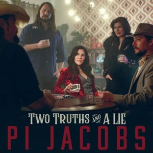 Pi Jacobs, Travianna Records, roots rock, Americana, Syntax Creative - image
