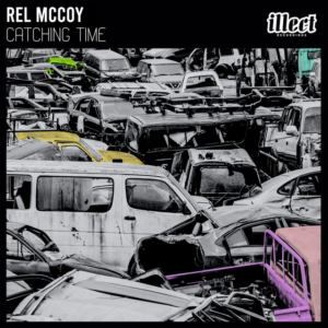 Rel McCoy, Illect Recordings, hip hop, lofi, beats, chillhop, jazzhop, Syntax Creative - image