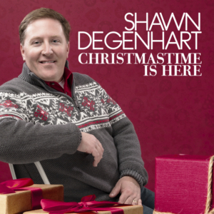 Shawn Degenhart, Christmas music, Godsey Media, piano, instrumental, Syntax Creative - image