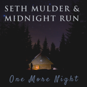 Seth Mulder, Midnight Run, bluegrass, acoustic, Mountain Fever Records, Syntax Creative - image