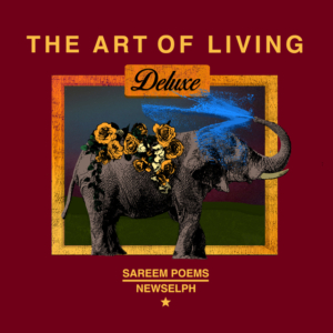 Sareem Poems, Newselph, hip hop, rap, Illect Recordings, Syntax Creative - image
