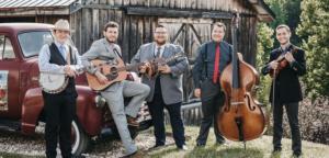 Seth Mulder, Midnight Run, bluegrass, Mountain Fever Records, Syntax Creative - image