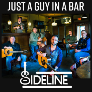 Sideline, bluegrass, Mountain Home Music Company, acoustic music, Syntax Creative - image