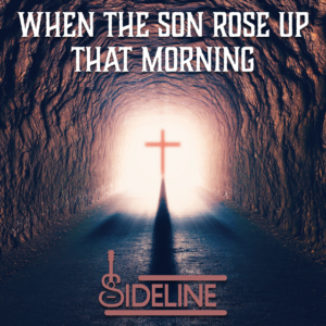 Sideline, bluegrass, Mountain Home Music Company, Syntax Creative - image
