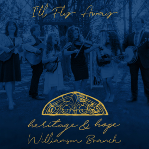 Williamson Branch, bluegrass, acoustic music, Pinecastle Records, Syntax Creative - image