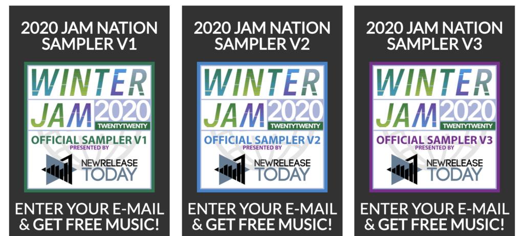 Winter Jam, Christian music, Syntax Creative - image